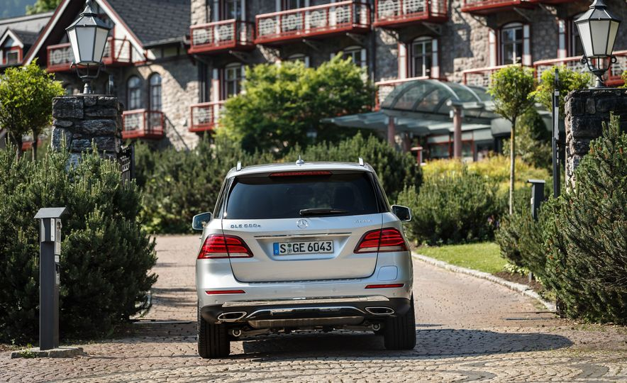 2016 Mercedes-Benz GLE400 4MATIC - Slide 50