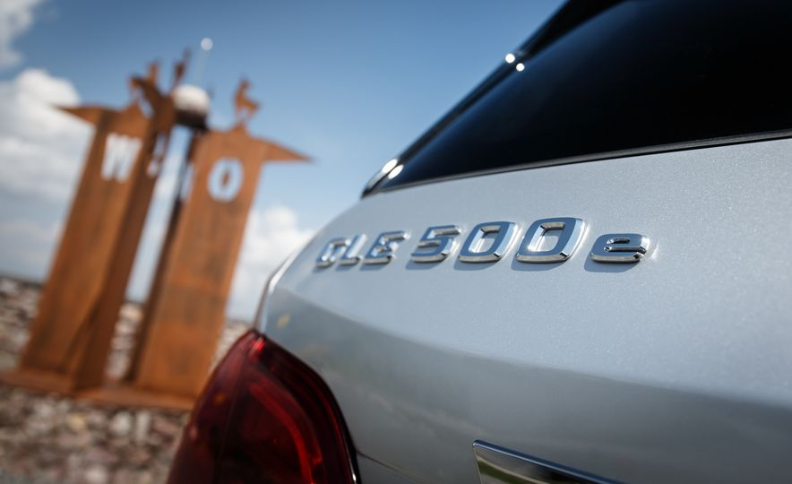 2016 Mercedes-Benz GLE400 4MATIC - Slide 59