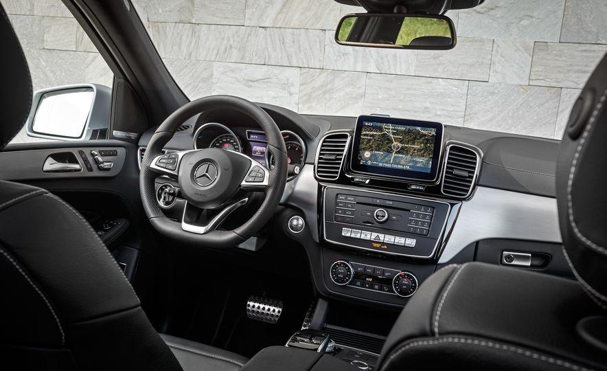 2016 Mercedes-Benz GLE400 4MATIC - Slide 62
