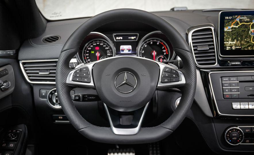 2016 Mercedes-Benz GLE400 4MATIC - Slide 63