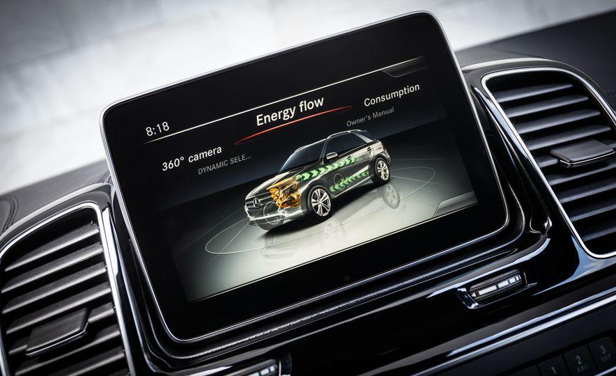 2016 Mercedes-Benz GLE400 4MATIC - Slide 65