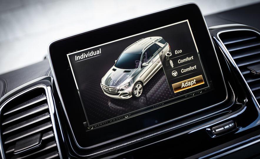 2016 Mercedes-Benz GLE400 4MATIC - Slide 66