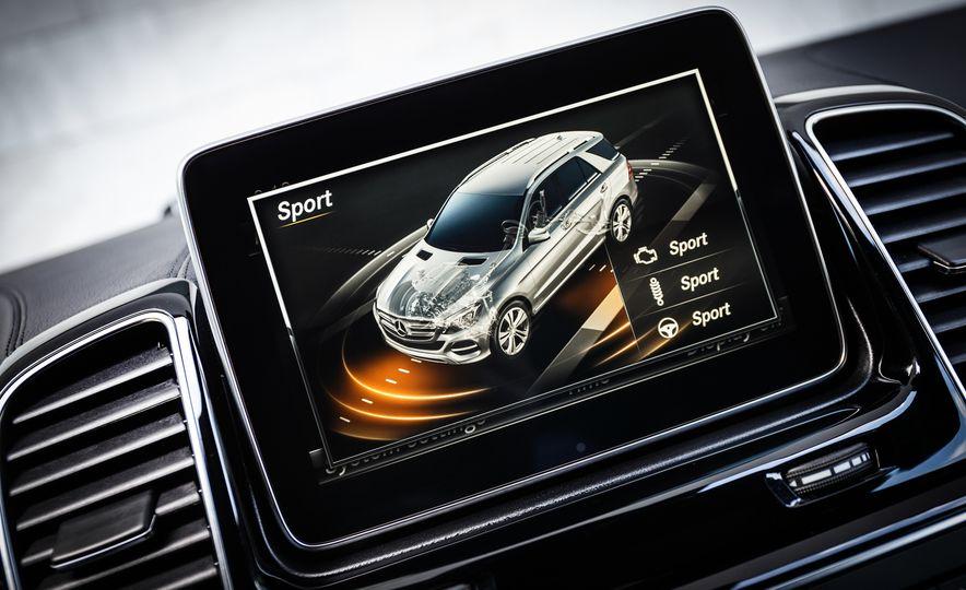 2016 Mercedes-Benz GLE400 4MATIC - Slide 67