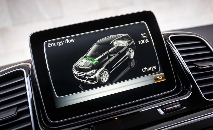 2016 Mercedes-Benz GLE400 4MATIC - Slide 69