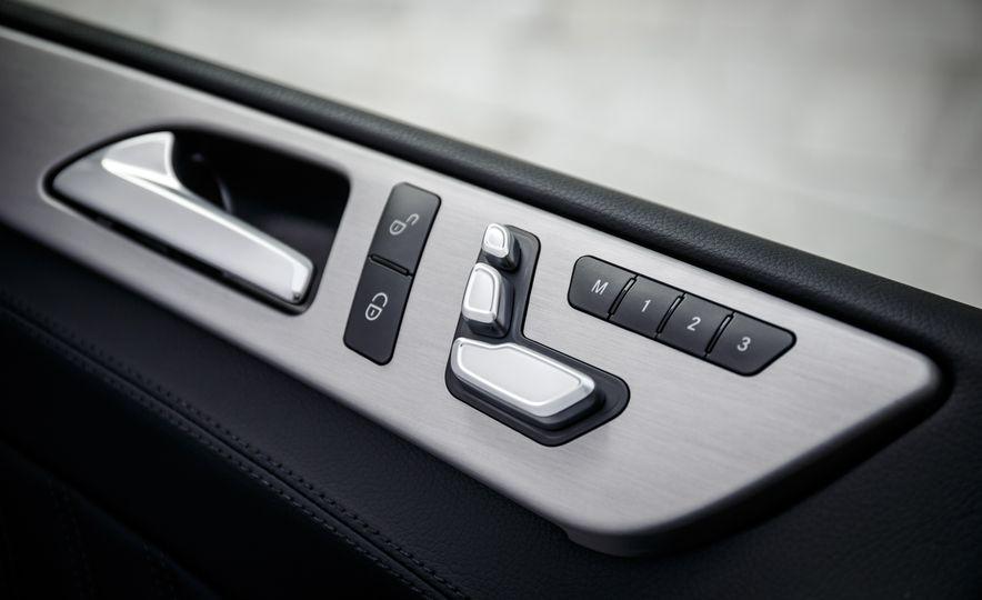 2016 Mercedes-Benz GLE400 4MATIC - Slide 77