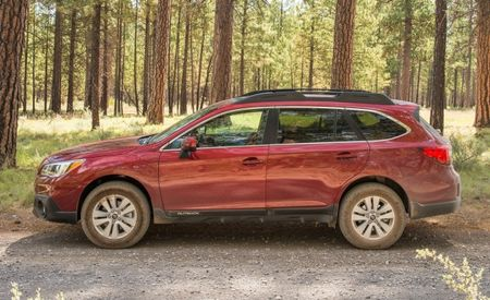 2016 Subaru Legacy and Outback: More Starlink, More EyeSight, (Almost Same) Price