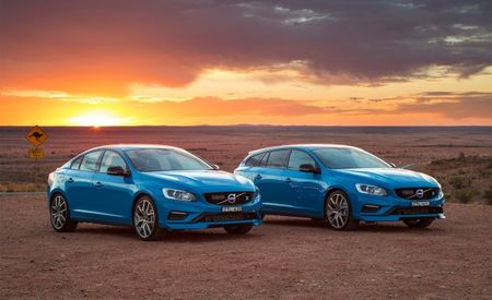 Here's How Many 2016 Volvo S60, V60 Polestars Are Coming to America (Spoiler: Not Many)