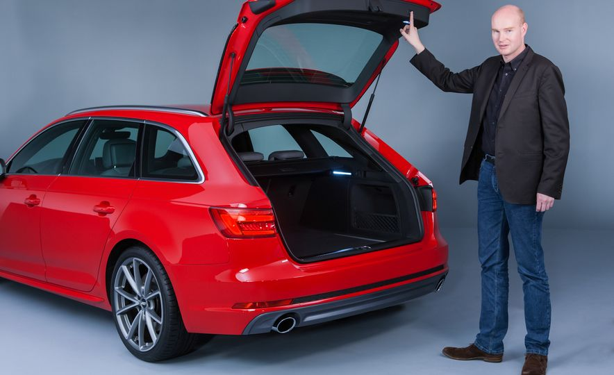2017 Audi A4 sedan and wagon (Euro-spec) - Slide 15