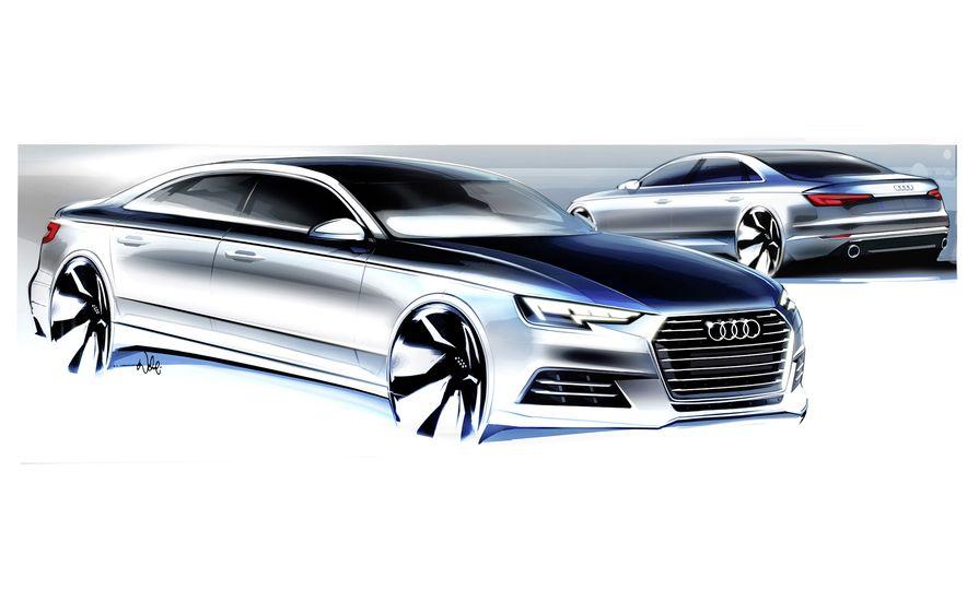 2017 Audi A4 sedan and wagon (Euro-spec) - Slide 18