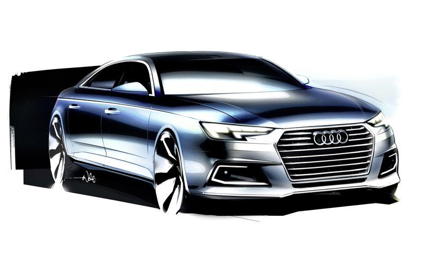 2017 Audi A4 sedan and wagon (Euro-spec) - Slide 19