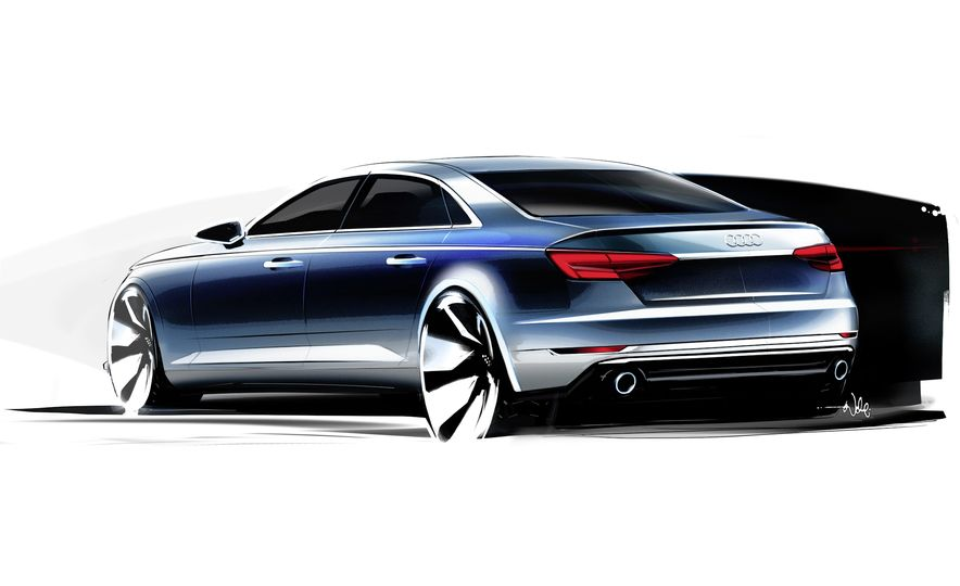 2017 Audi A4 sedan and wagon (Euro-spec) - Slide 20