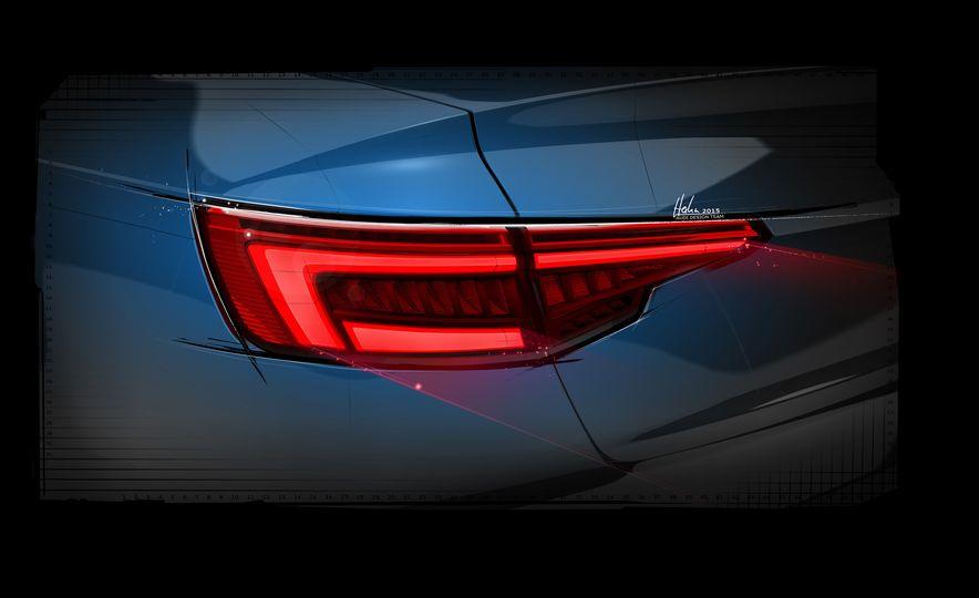 2017 Audi A4 sedan and wagon (Euro-spec) - Slide 22