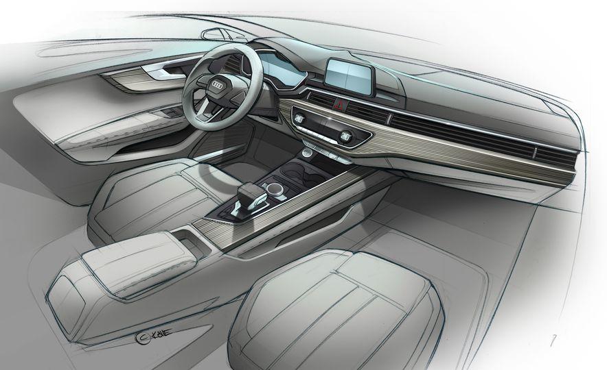 2017 Audi A4 sedan and wagon (Euro-spec) - Slide 23