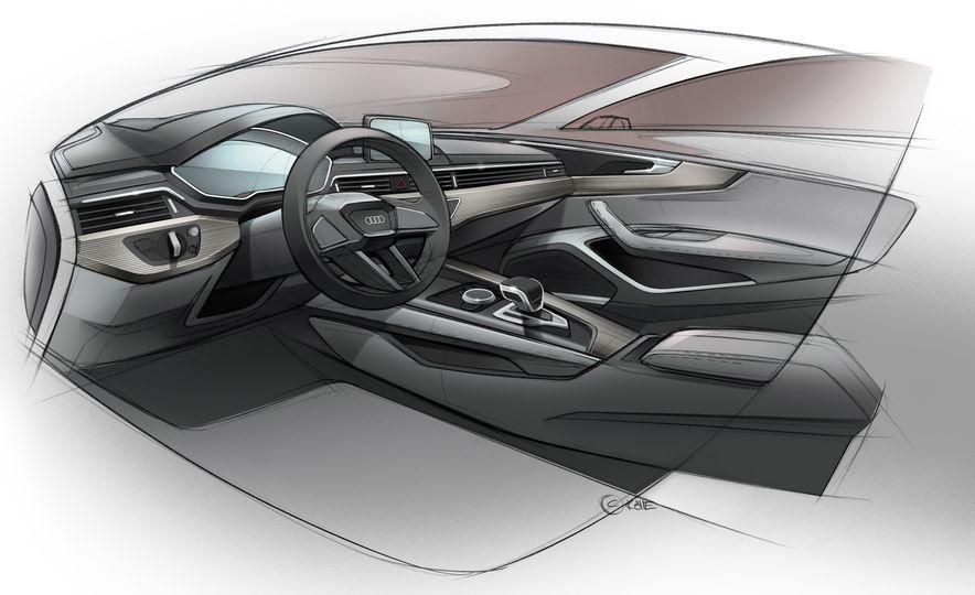 2017 Audi A4 sedan and wagon (Euro-spec) - Slide 24