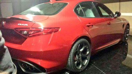2017 Alfa Romeo Giulia Spied Before Its Unveiling! [UPDATE: More Photos Leaked]