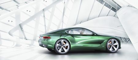 Gorgeous Bentley EXP 10 Speed 6 Likely Headed for Production