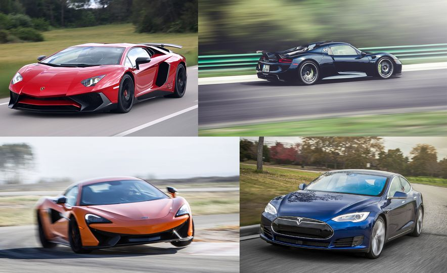 Car and Driver Tested: The 15 Quickest Cars of the 21st Century (So Far) - Slide 1