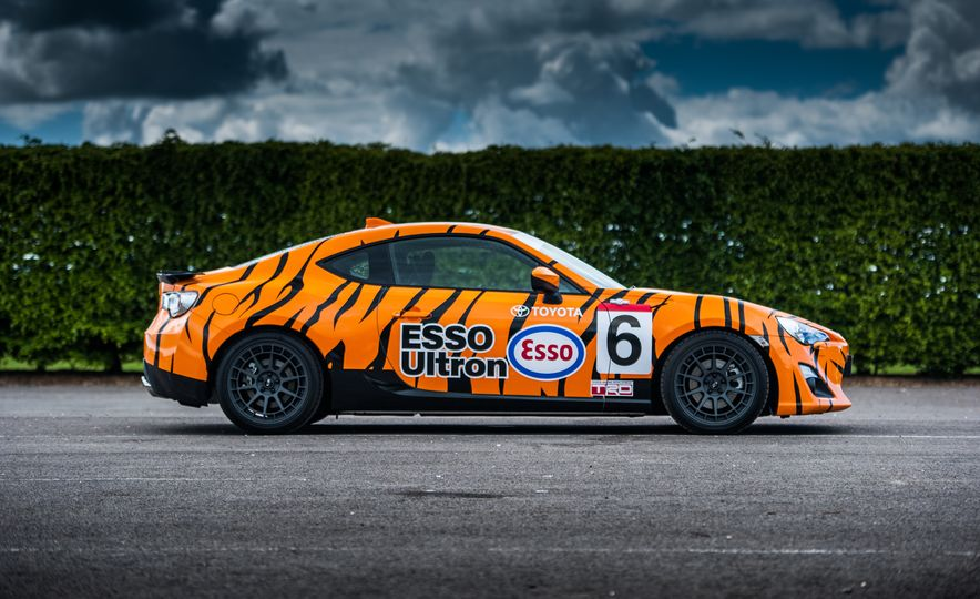 Livery Service: Toyota Pays Tribute to Gurney, Shelby, Others With Goodwood GT-86 Cars - Slide 5