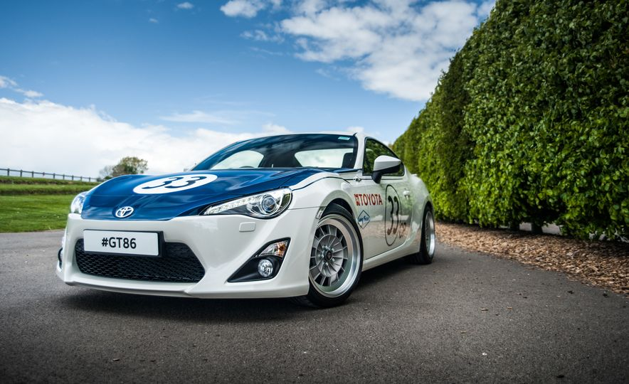 Livery Service: Toyota Pays Tribute to Gurney, Shelby, Others With Goodwood GT-86 Cars - Slide 9