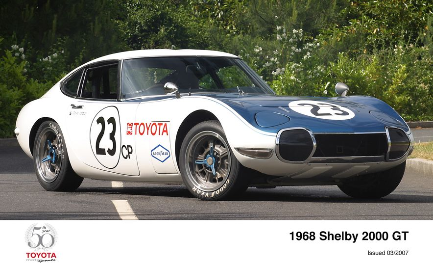 Livery Service: Toyota Pays Tribute to Gurney, Shelby, Others With Goodwood GT-86 Cars - Slide 10