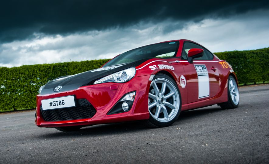 Livery Service: Toyota Pays Tribute to Gurney, Shelby, Others With Goodwood GT-86 Cars - Slide 11