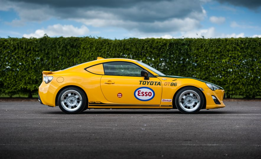Livery Service: Toyota Pays Tribute to Gurney, Shelby, Others With Goodwood GT-86 Cars - Slide 13