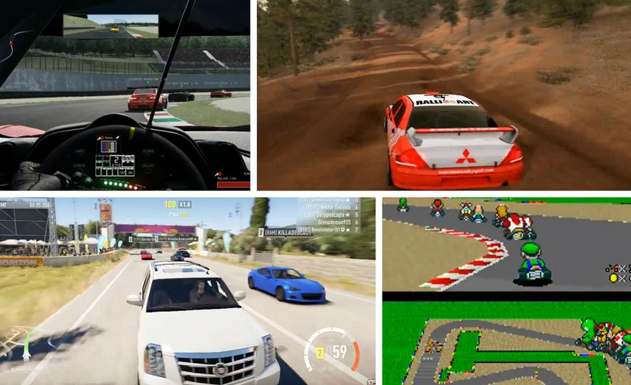 10 of the Best Driving Video Games Ever Made (Plus Ours) - Slide 1