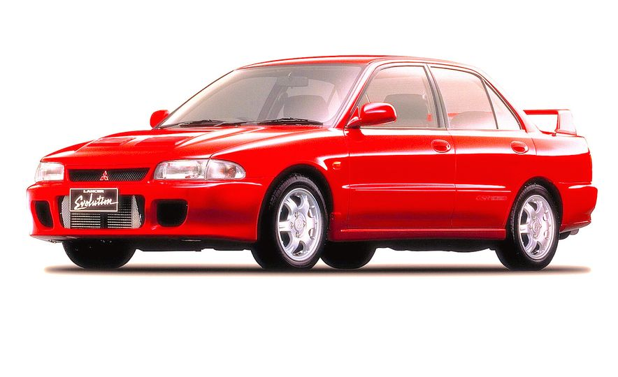 Mitsu Metamorphosis: The History of the Mitsubishi Lancer Evolution - Slide 4