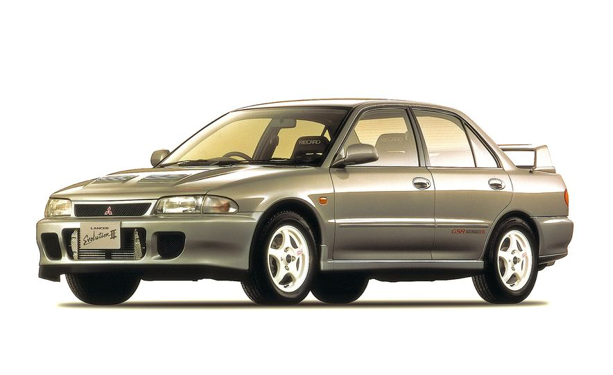 Mitsu Metamorphosis: The History of the Mitsubishi Lancer Evolution - Slide 5