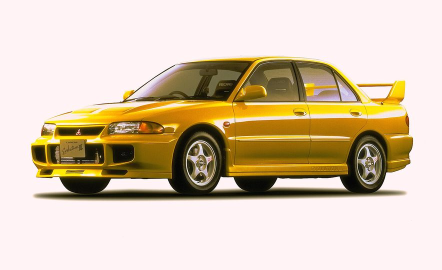 Mitsu Metamorphosis: The History of the Mitsubishi Lancer Evolution - Slide 6