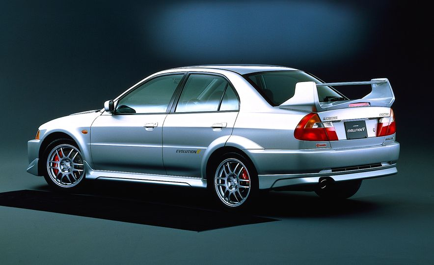 Mitsu Metamorphosis: The History of the Mitsubishi Lancer Evolution - Slide 9