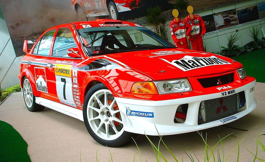 Mitsu Metamorphosis: The History of the Mitsubishi Lancer Evolution - Slide 10