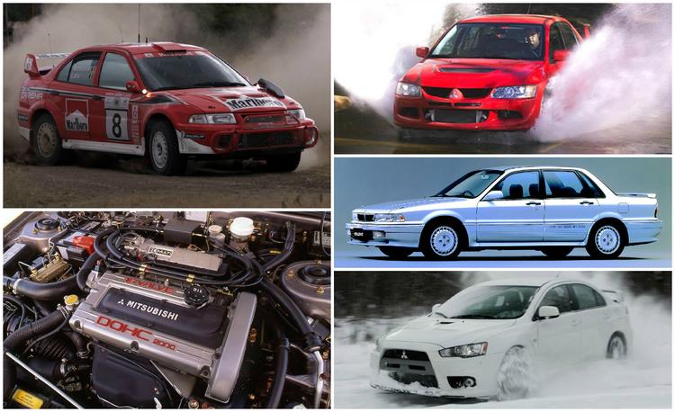 Mitsu Metamorphosis: The History of the Mitsubishi Lancer Evolution