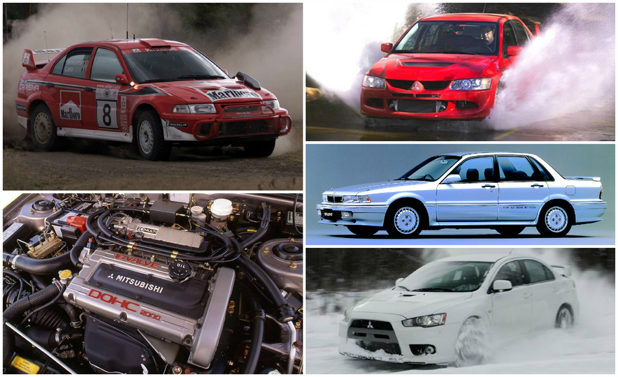 Mitsu Metamorphosis: The History of the Mitsubishi Lancer Evolution - Slide 1