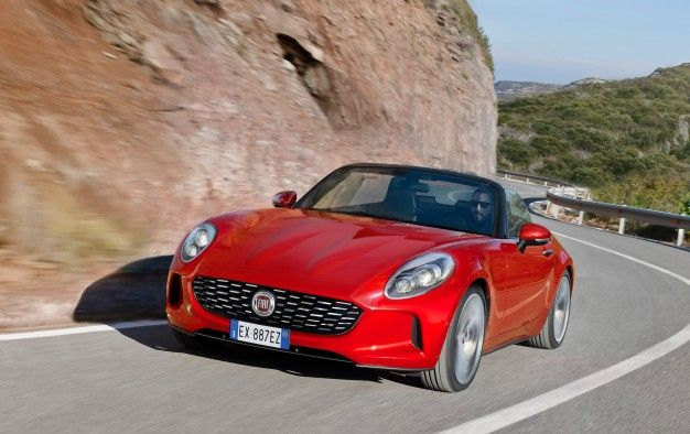 2019 Fiat 124 Spider Reviews Fiat 124 Spider Price Photos And