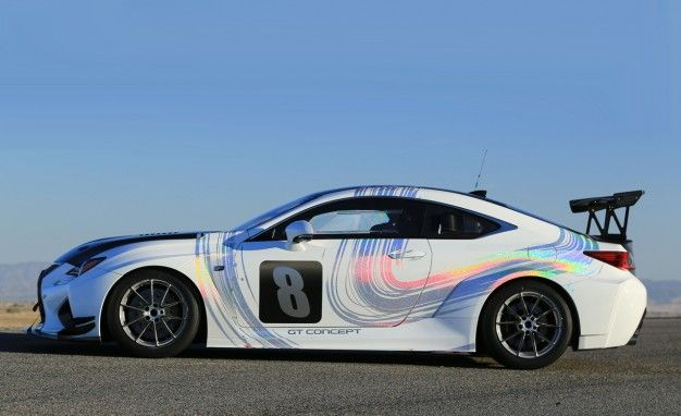 Still Counts? Toyota Going Racing at Pikes Peak with a Lexus and a Scion