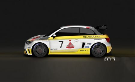Group B for You, for Me! MTM Announces 421-HP Audi A1 Quattro Group B