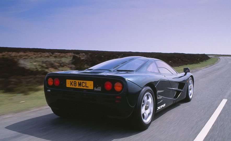 Car and Driver Tested: The 12 Quickest Cars of the 1990s - Slide 13