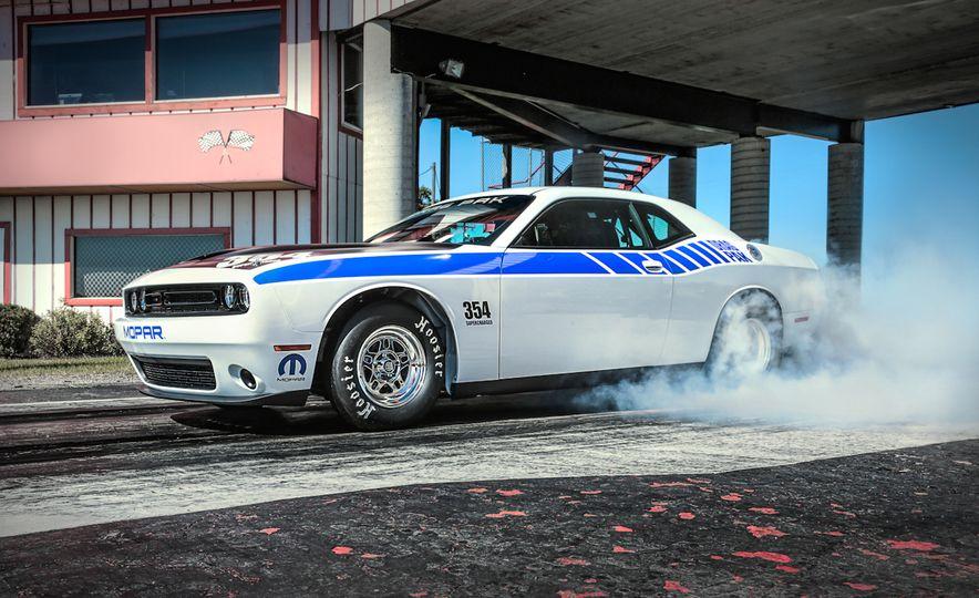 Mopar Dodge Challenger Drag Paks - Slide 3