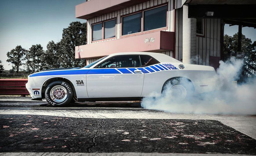 Mopar Dodge Challenger Drag Paks - Slide 4
