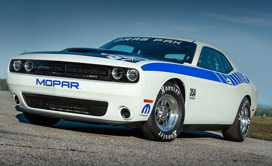 Mopar Dodge Challenger Drag Paks - Slide 5