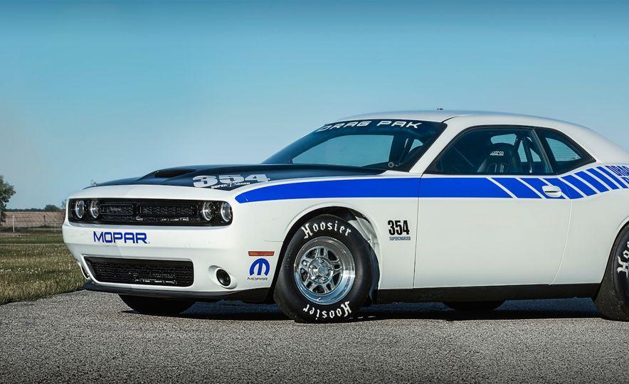 Mopar Dodge Challenger Drag Paks - Slide 6
