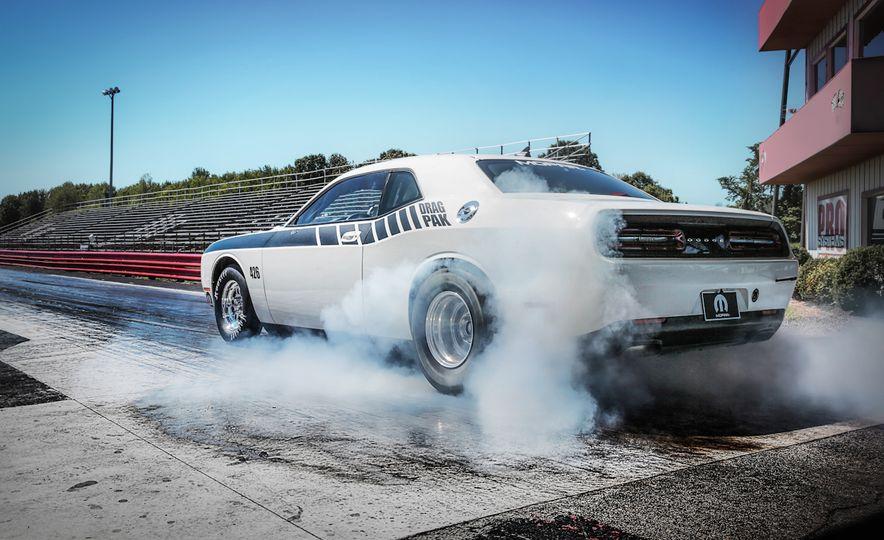 Mopar Dodge Challenger Drag Paks - Slide 14
