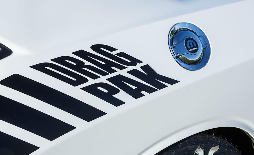 Mopar Dodge Challenger Drag Paks - Slide 16