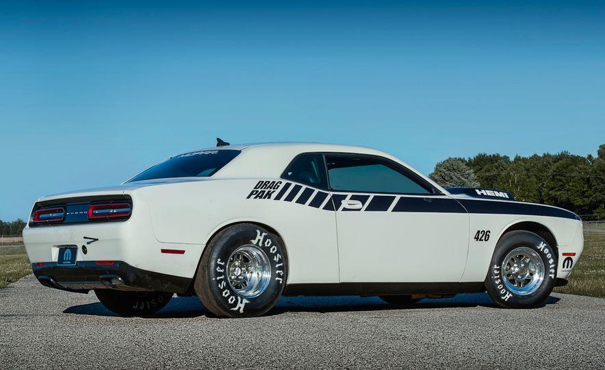 Mopar Dodge Challenger Drag Paks - Slide 17
