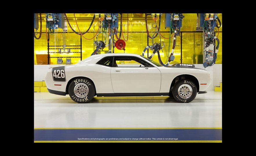 Mopar Dodge Challenger Drag Paks - Slide 19