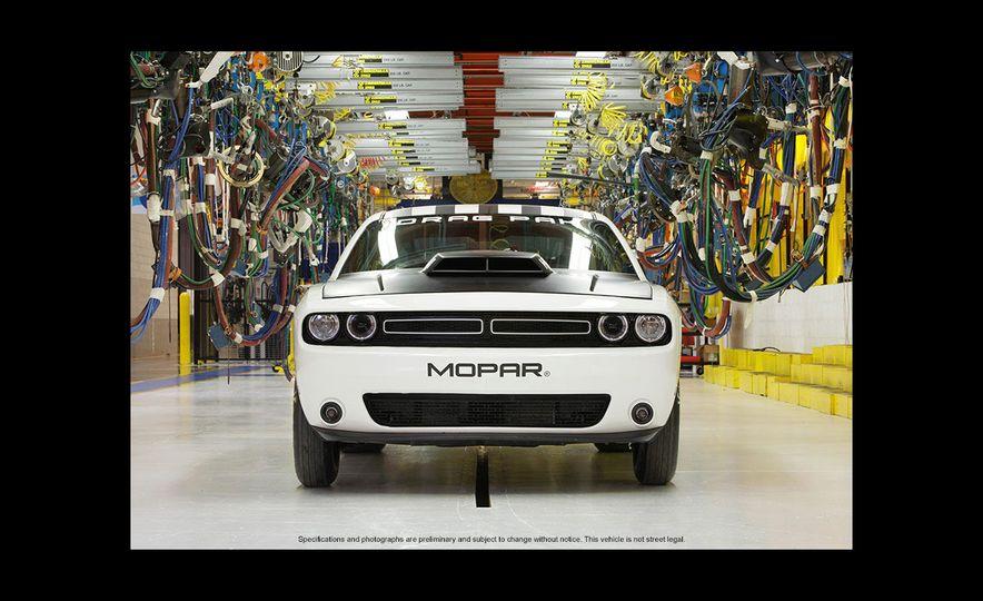 Mopar Dodge Challenger Drag Paks - Slide 20