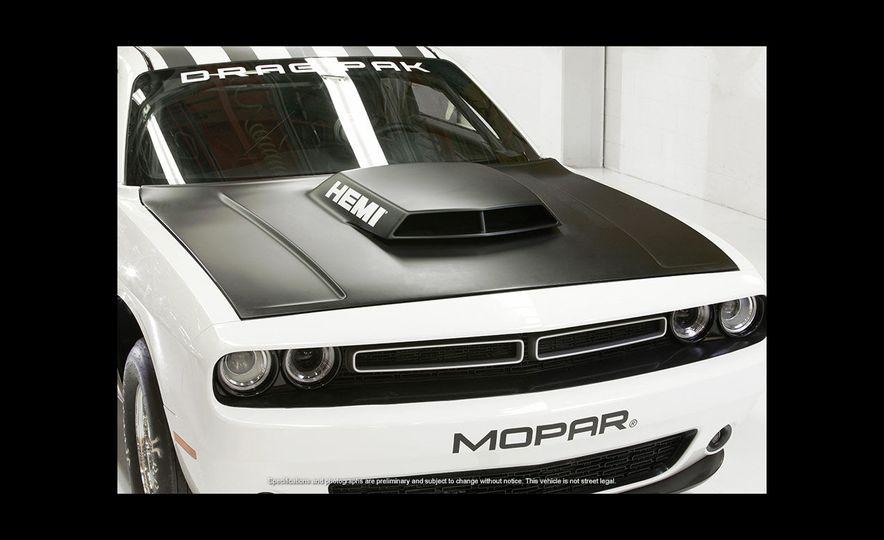 Mopar Dodge Challenger Drag Paks - Slide 21