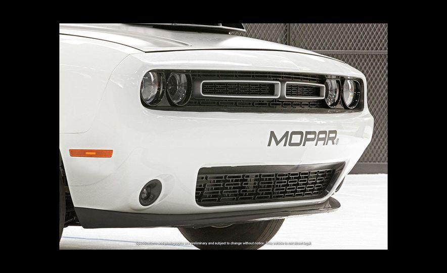 Mopar Dodge Challenger Drag Paks - Slide 22