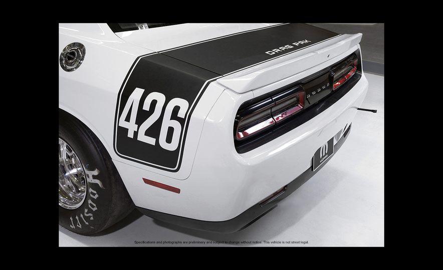 Mopar Dodge Challenger Drag Paks - Slide 23
